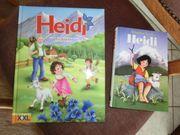 HEIDI Bücher NEUwertig Hardcover je