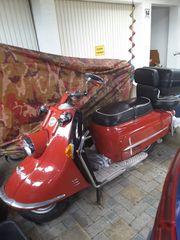 Heinkel Tourist 103 A2 Oldteimer