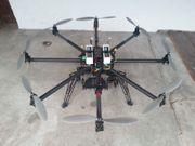 Oktokopter Cinestar 8 Altitude-Hold GPS-Modul