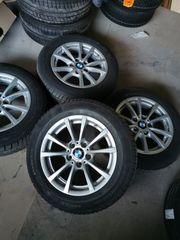 BMW Winterkompletträder 3er Conti 205