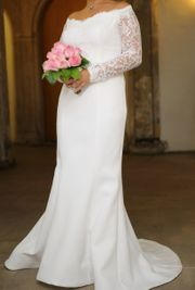 Standesamtkleid Brautkleid Nikahlik Abendkleid