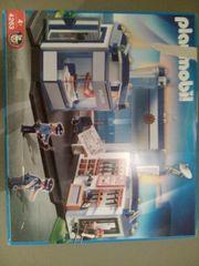 Polizeistation Playmobil wie neu