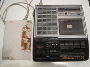 Philips Cassetten-Recorder N 2229 AV