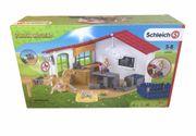 SCHLEICH® 42502 TIERARZT PRAXIS MIT