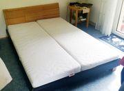 Doppelbett Bettrahmen der Marke HASENA