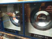 Crunch FATBOY X FAT 800 -