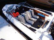 Glastron Sportboot mit50 PS Suzuki