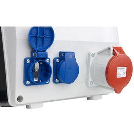 Bild 4 - Stromverteiler pTD-S 32A 2x230V 3F - Kitzingen