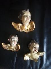 Engel bemalt alt