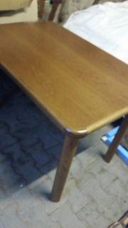massiver Holztisch - Esstisch