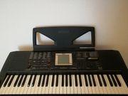 Keyboard YAMAHA PSR-530 mit Keyboardständer