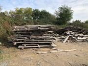 Altholz Palettenholz zu verschenken