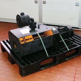 Geräte, Maschinen - Busch MM-1142 AV Klauen-Vakuumpumpe Trockenlaufend