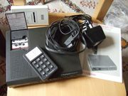 Telekom-Anrufbeantworter 4C --- Ohne den