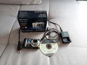 Panasonic DMC TZ10 Digitalkamera schwarz