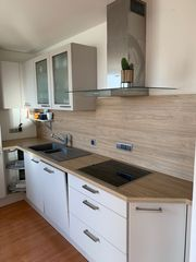 Küche EBK Einbauküche Elektrogeräte Kühlschrank