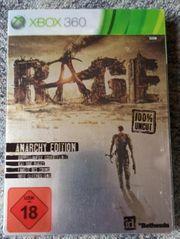XBOX 360 Spiel Rage Anarchory