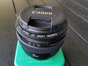 Canon ulrasonic 50mm 1 1