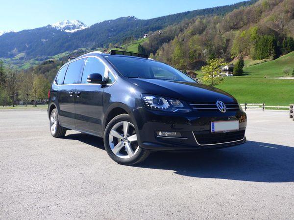 VW Sharan Sky 2 0