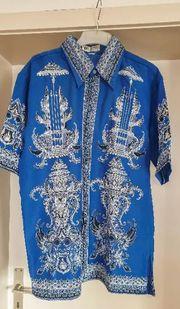 Hemd und Bluse aus Bali