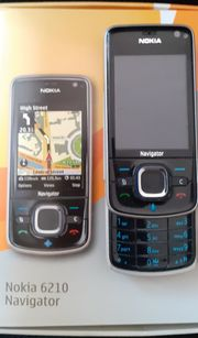 Nokia 6210 Navigator defekt