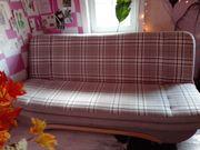 Schlaf Couch mit Bettkasten