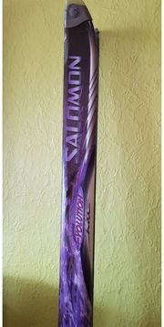 SKI Salomon Evolution Lite