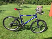 Mountainbike Giant Blau