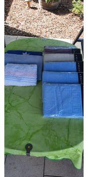 Handtücher Badetücher meist neu Jette