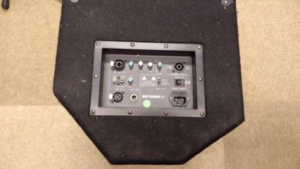 Monitorbox aktiv