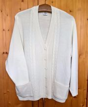 Cardigan Gr 50 Strickjacke