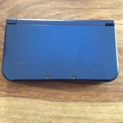 Nintendo 3DS XL in metallic