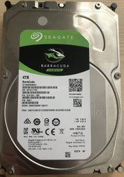 Festplatte harddisk Seagate Barracuda ST4000DM004
