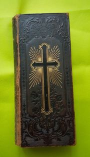 Gesangbuch Evangelisch Antiquarisch von 1905