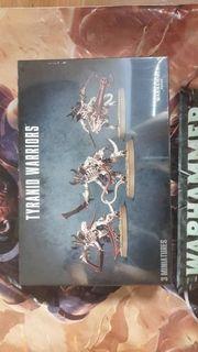 Warhammer 40k Tyraniden krieger ovp