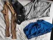 Getragene benutze Kleidung gegen Tg