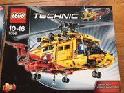 Lego Technik Rettungshubschrauber