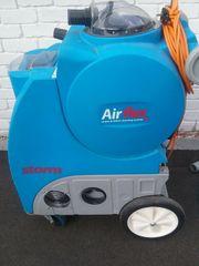 Teppichreinigungsmaschine Airflex Turbo kaum genutzt
