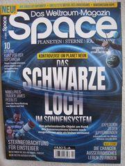 NEU Das Weltraum-Magazin Space 2