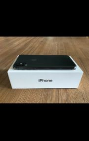 iphone xs schwarz