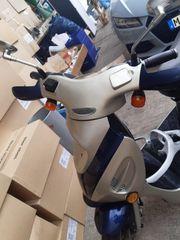 50 ccm Roller Scooter Motorroller