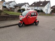 neuer Econelo F1 Kabinenroller zum