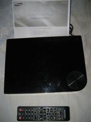 Samsung BD-F5100 Blu-Ray Player CD