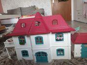 Schleich groses Wohnhaus