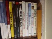 Etliche DVD s zu verkaufen