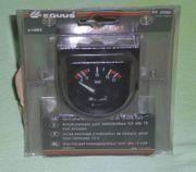 Equus 842060 KFZ Einbauinstrument Voltmeter