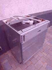 Geschirrspülmaschine vollintegriert