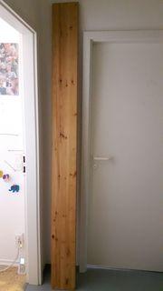Holzbohle Brett mit 2 24