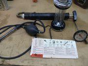Abgas Russmessgerät CO2 Tester Abgas