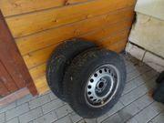 2 Reifen inklusive Felgen